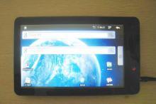 7寸平板电脑高清谷歌android 2.1系统