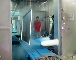 高速離心霧化-自動塗裝機