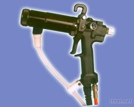 手持液体静电喷枪