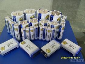 1.5V 5號7號 鹼性環保乾電池(圖)