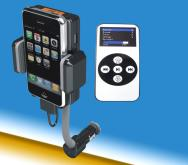 車載FM調頻發射器,車載MP3發射器