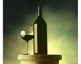 红酒瓶, 冰酒瓶, 水果酒瓶