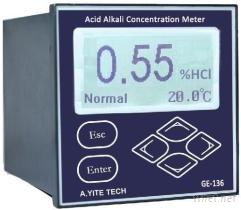 酸鹼濃度計