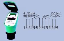 四線制超聲波液位計