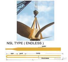 工業工程安全吊帶, 尼龍吊帶