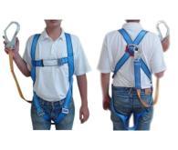 背負式安全帶, 全身安全帶
