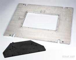 CNC铣床半导体加工制品