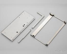 CNC铣床半导体加工