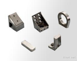 CNC銑床3D零件加工製品