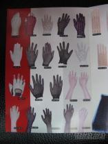網眼手套、全手工手套、禮儀手套