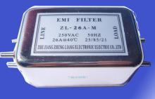 單相多極濾波器-ZL-26A-M