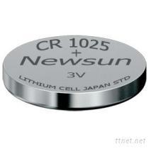 CR1025 扣式電池