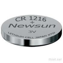 CR1216 鋰錳扣式電池