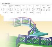 環保.綠建材扶手/欄杆系列