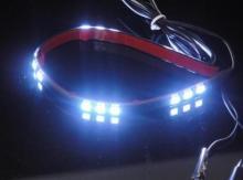 LED行車燈,日間行車燈,5050燈條28CM