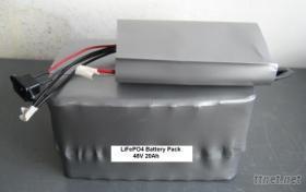 磷酸鐵鋰可充電電池