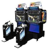 眼镜蛇射击游戏机