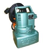 日本 CACTUS 超高压手提电动油压帮浦 110V 工作压力700Kgf