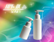 塑胶容器 化妆品 瓶器 JAY-DC PE材质