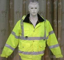 螢光牛津反光雨衣