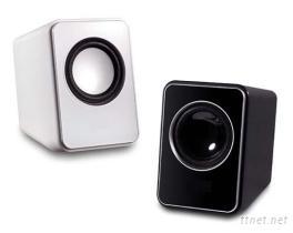 WalkBox N3雙聲道可攜式筆記型電腦喇叭-USB供電、音質優異!