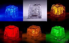 節慶禮品 感應發光冰塊 閃光冰塊 裝飾品