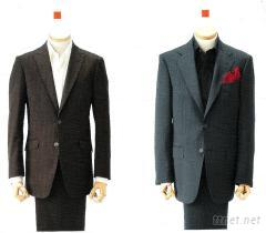 2009男裝,無論是西裝、襯衫、褲子、領帶等都有提供服務