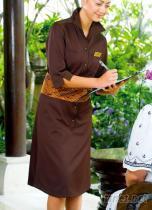 SPA美容服務人員制服,無論是泰式、日式、中式或是歐美風格,都可為您量身設計與製作