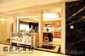 石材裝潢設計-廚房篇