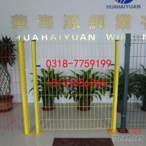 鐵絲護欄網, 防護隔離柵