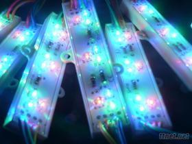 LED模組--七彩9燈防水12V模組