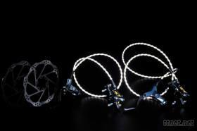 反光-脚踏车油压管煞车线