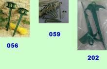園藝用品-插針 塑膠針
