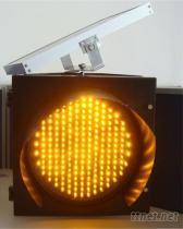 太陽能黃閃燈