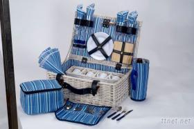 柳編野餐籃Willow picnic basket