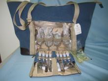 野餐包4人組Picnic bag for 4