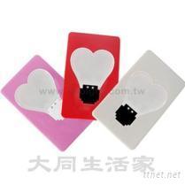 LED卡片燈(心型,聖誕樹,燈泡...)