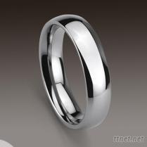 鎢鋼戒指,相守一生,永不磨損!