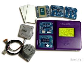 CAN / LIN 汽车通讯网络训练系统 (BGC-CAN101)