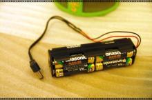捕蚊達人 外接/露營用電池盒