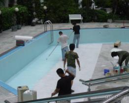 游泳池FRP防漏