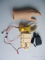 腕離斷單通道肌電手