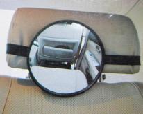 車內嬰兒用後視鏡