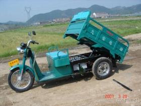 九安三輪電動車--綠色環保型交通工具