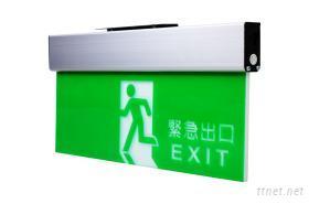 LED 中型逃生指示燈