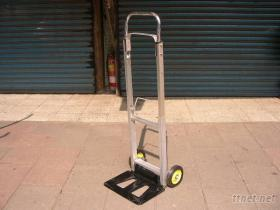 两轮 铝合金 手推车 多功能行李车