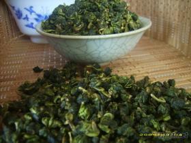 清境茶区高山乌龙茶