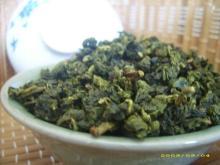 微生物栽培有機茶葉