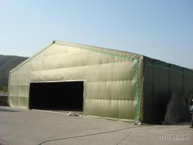大型帆布倉庫