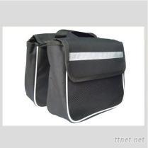脚踏车后座布包